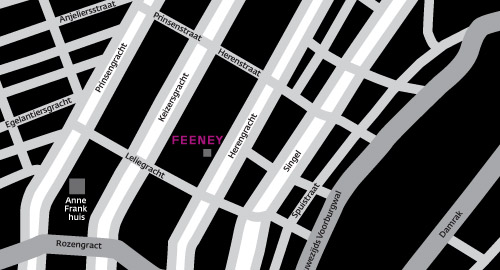 feeney office map